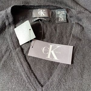 NWT Calvin Klein men's sweater XL